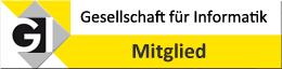 Member of the German Informatics Society